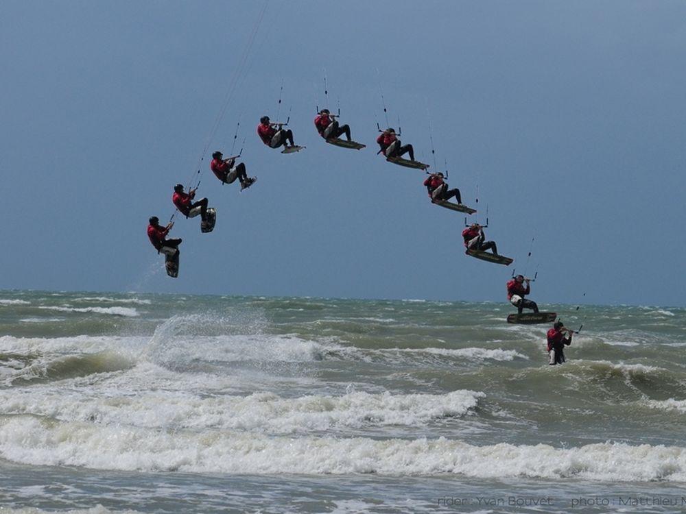 Στη Βουλή το Kite Surf