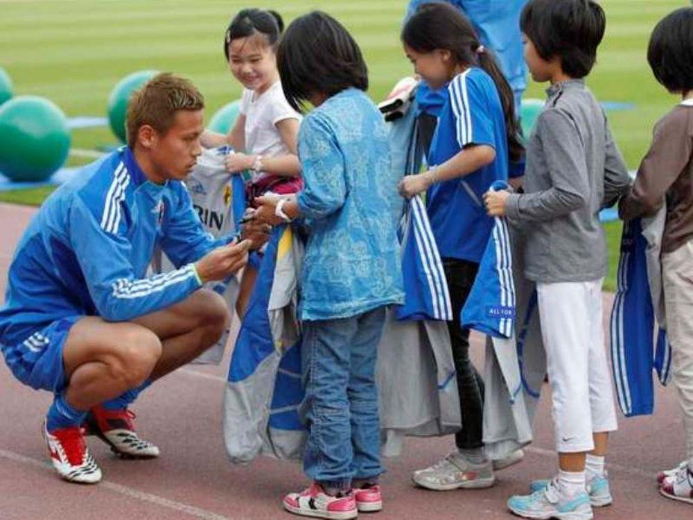 Βοήθεια της FIFA στην Ιαπωνία