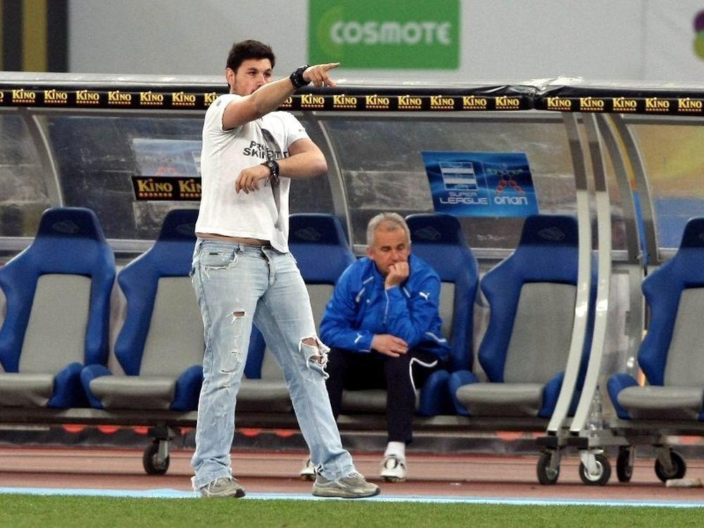 Πρώτα ο προπονητής