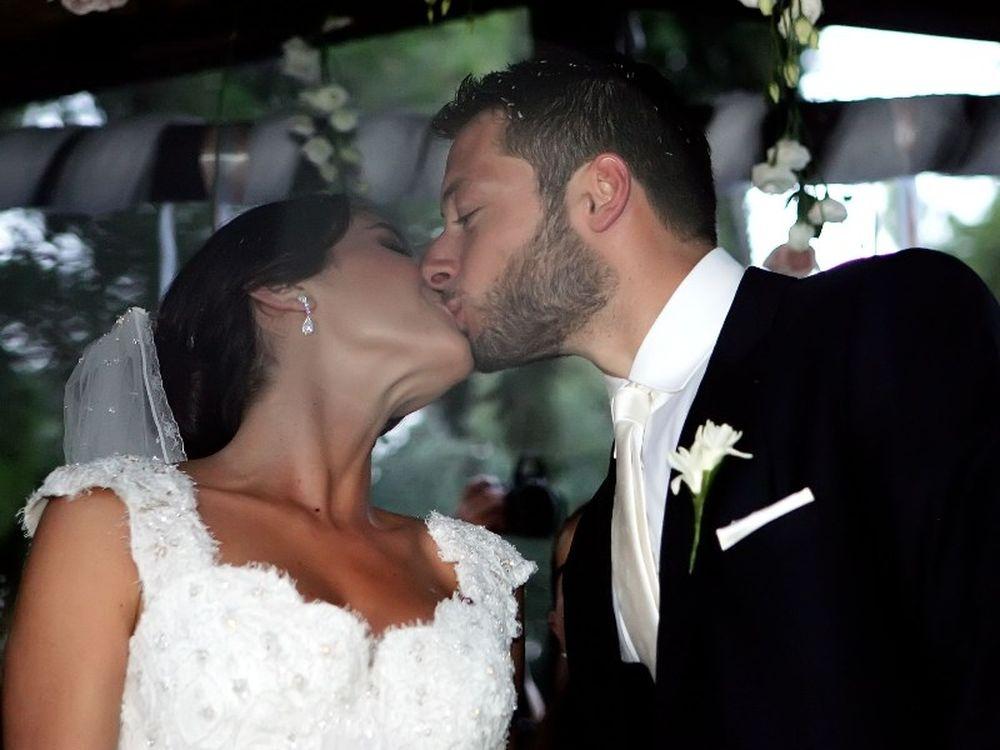 Παντρεύτηκε  ο Τζόρβας (phs)