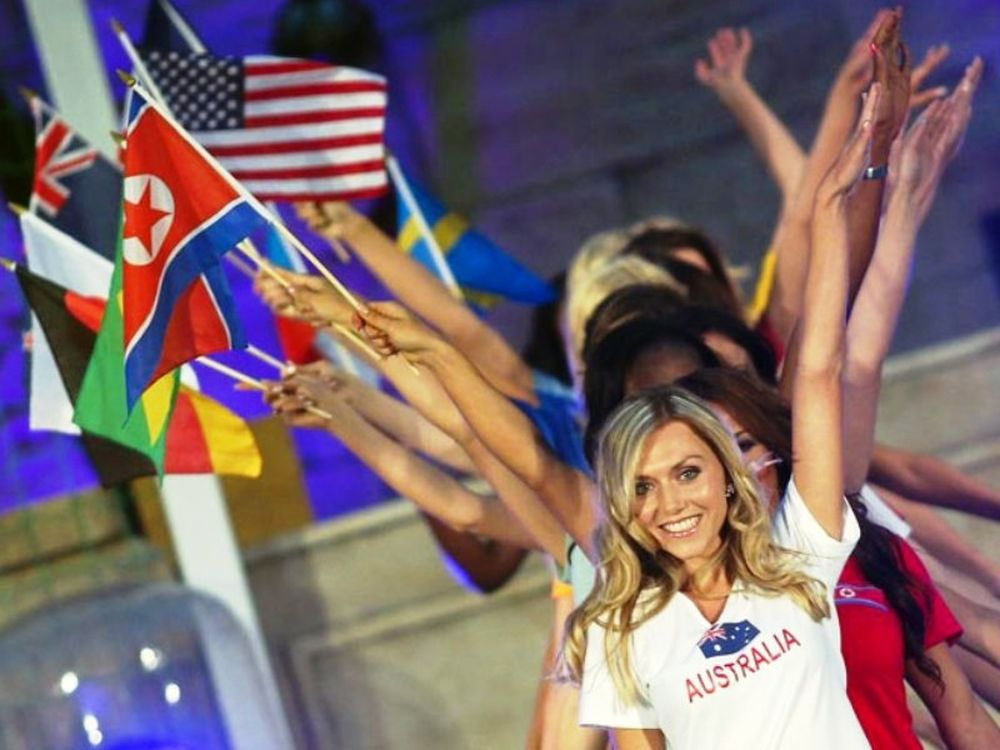 Miss World Cup 2011
