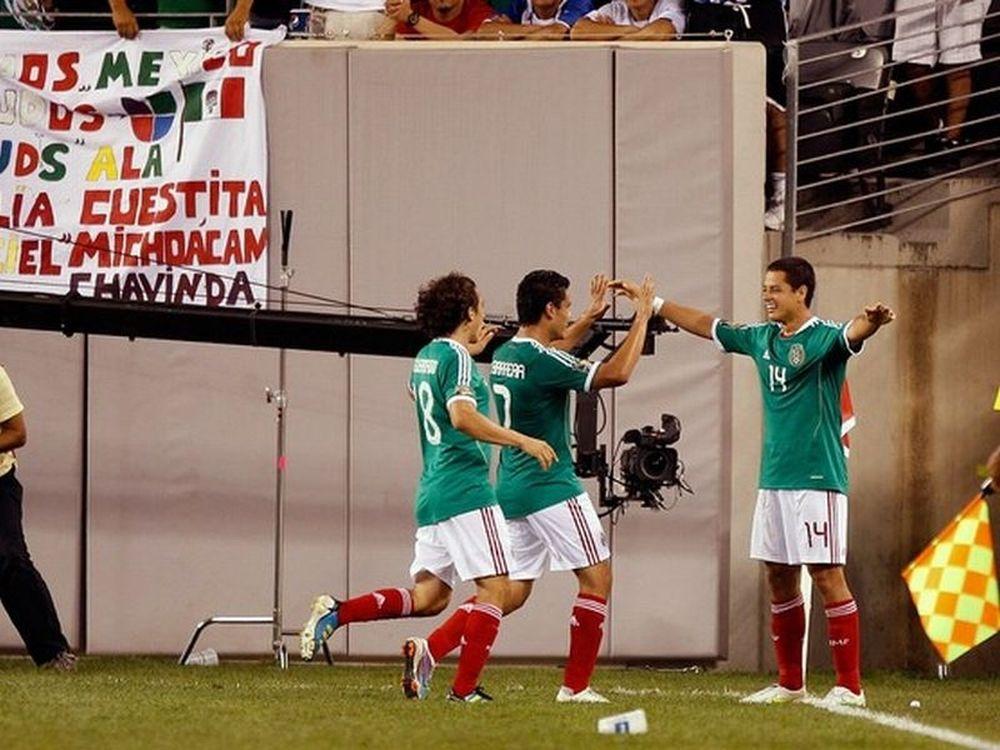 Δύσκολα το Μεξικό