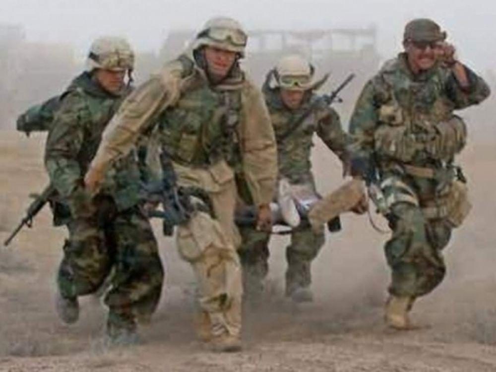 Νεκροί στρατιώτες του ΝΑΤΟ