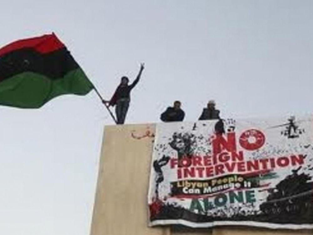 Άμαχοι νεκροί στη Λιβύη