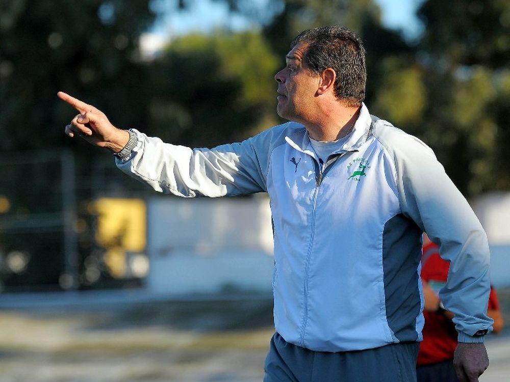 Και τώρα… προπονητής!