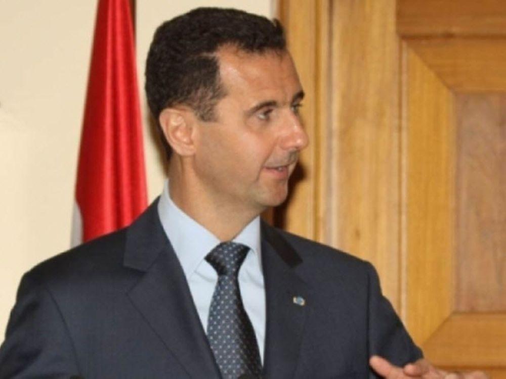 Συνωμοσία καταγγέλλει ο Άσαντ