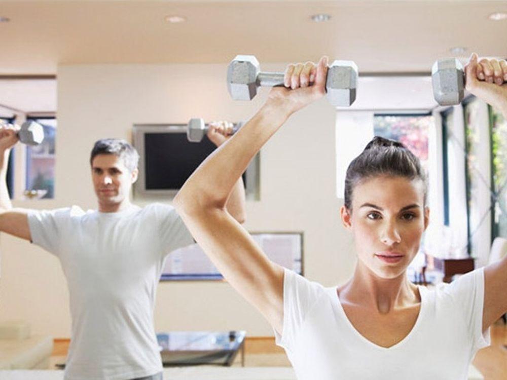 Οι… θησαυροί της άσκησης