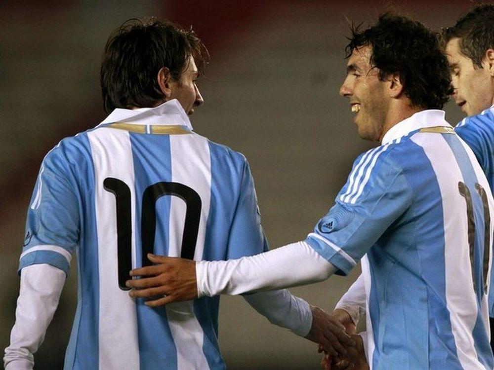 Άνετα η Αργεντινή