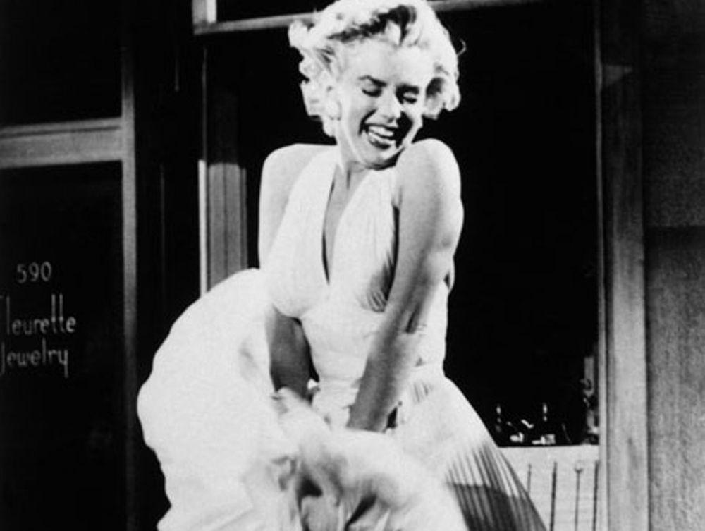 Το φόρεμα της Marilyn!
