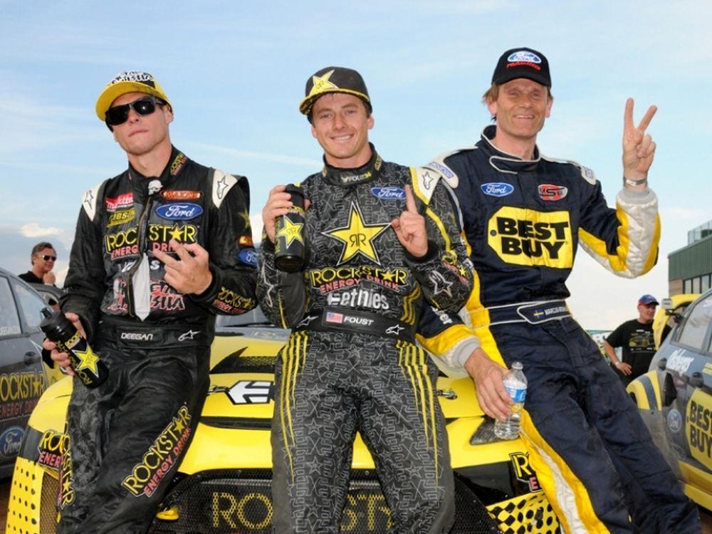 Νέα νίκη - Fiesta στο GRC