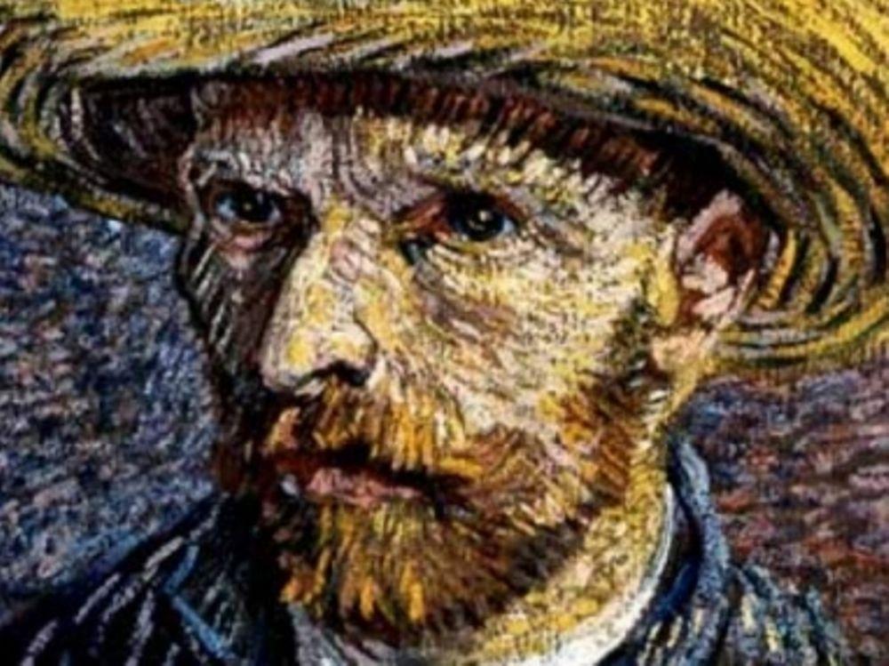 H αυτοπροσωπία του... Βαν Γκογκ