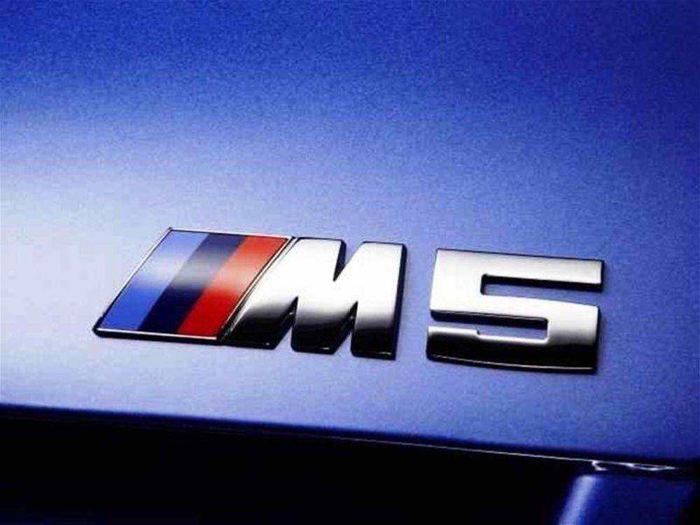 Η νέα BMW M5 στο φως