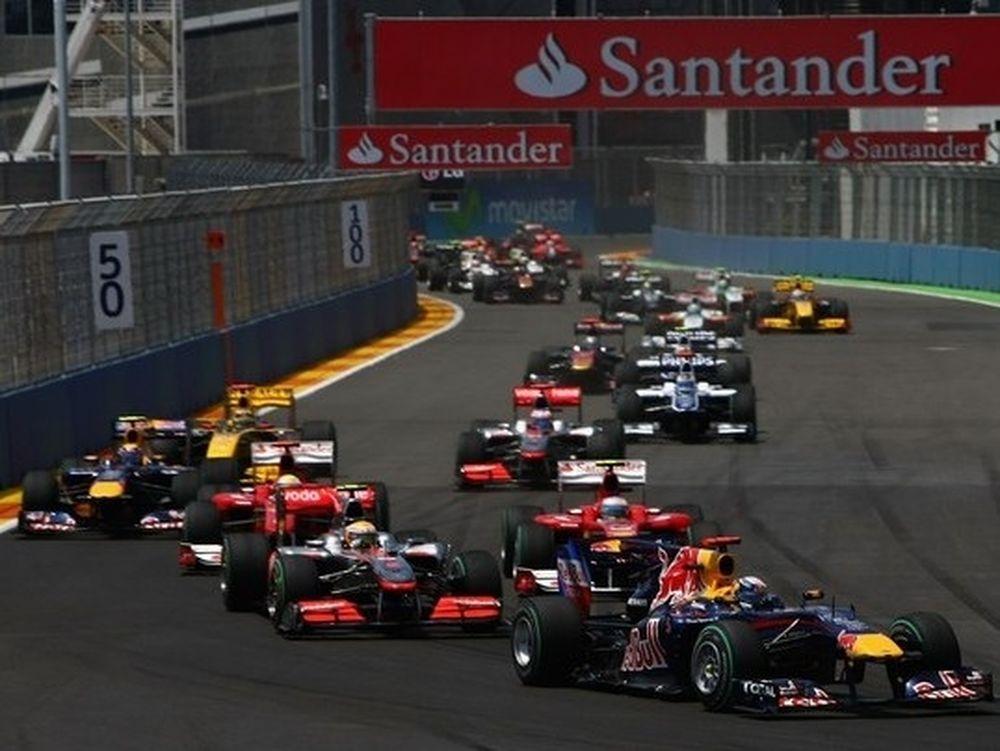 Τα στατιστικά της Βαλένθια στην F1