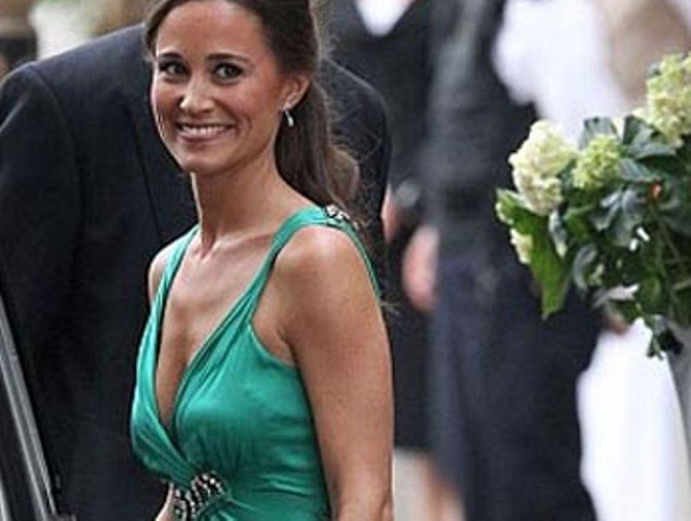 Για το πράσινο φόρεμα της Pippa