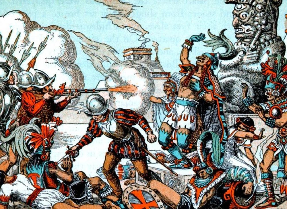 «Conquistadores»  («κατακτητές»)