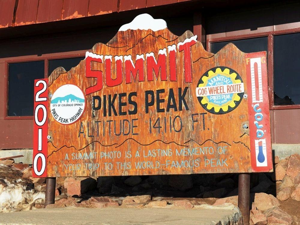 89η Ανάβαση του Pikes Peak