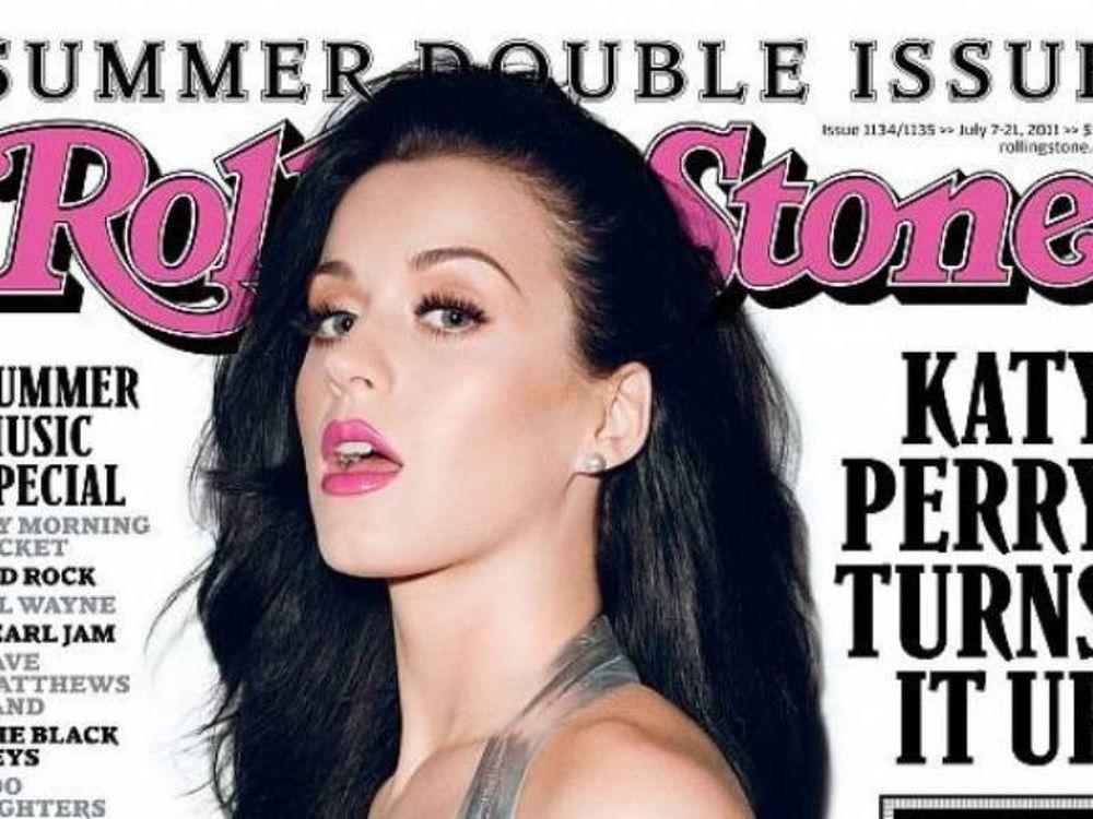 Η Κέιτι Πέρι στο Rolling Stone