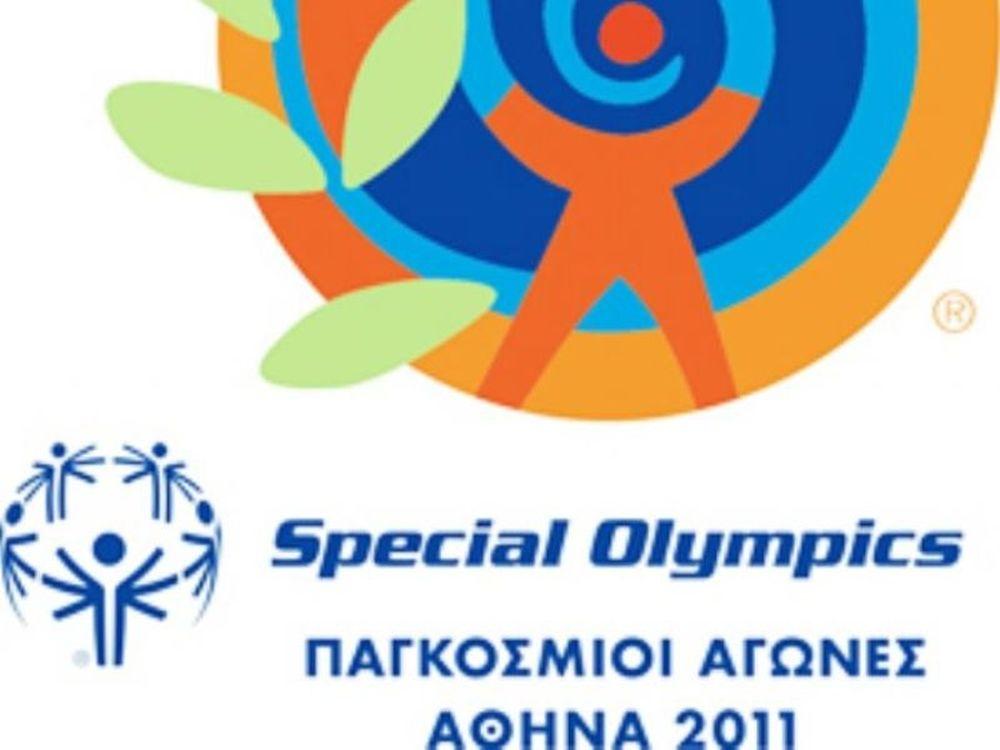 Η αυλαία των Special Olympics