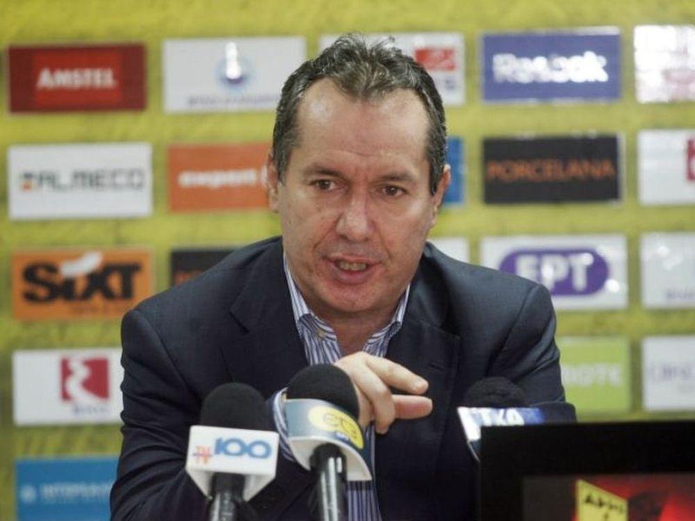Ο Γιάννης Κόντης στο Onsports