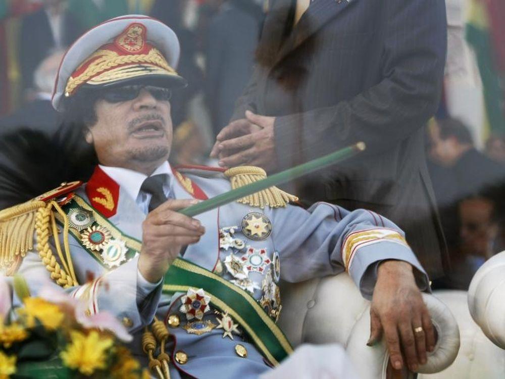 Ποδόσφαιρο κατά… Καντάφι