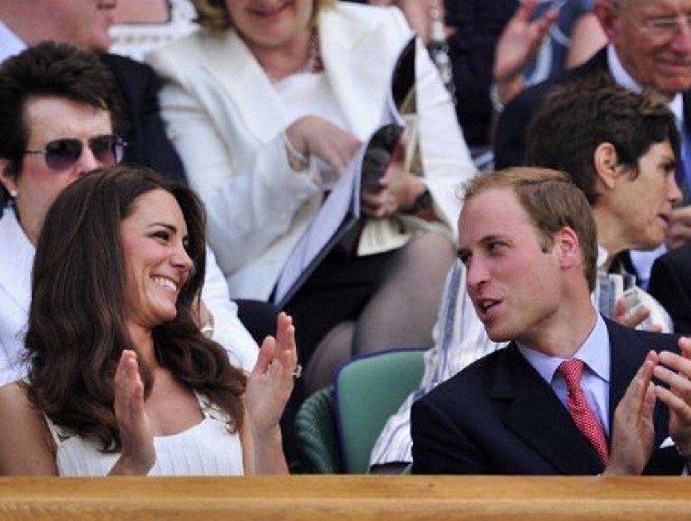 Πριγκιπικό ζεύγος για Μάρεϊ
