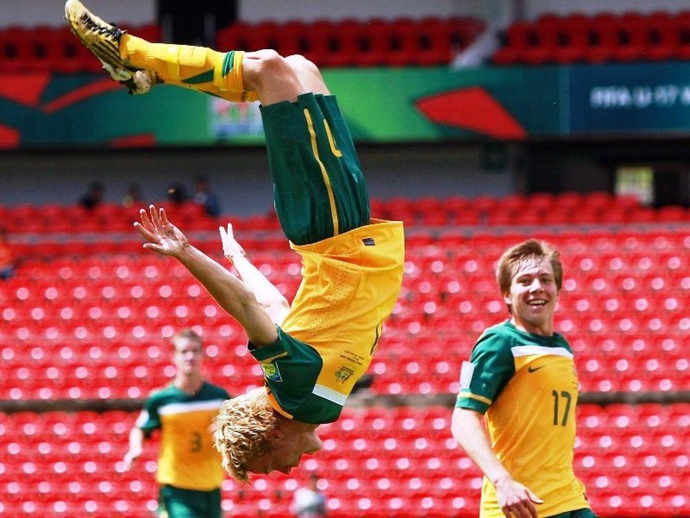 Ιπτάμενος… Αυστραλός!