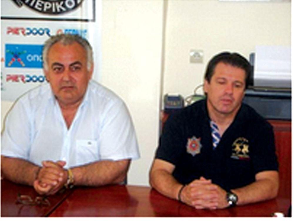 Αναλαμβάνει ο Παπαδόπουλος
