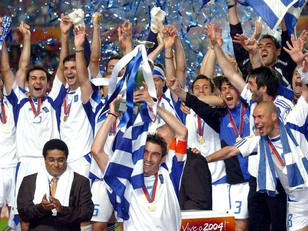 Ο τελικός του Euro 2004...