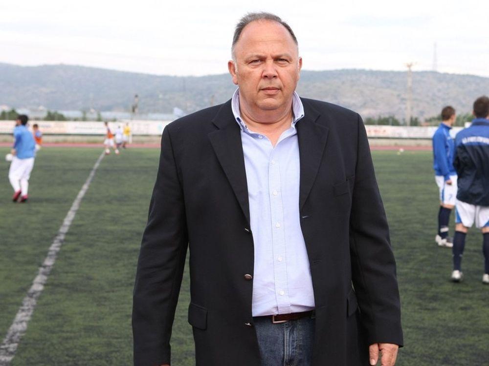 Πρόεδρος ξανά ο Γιαννακόπουλος
