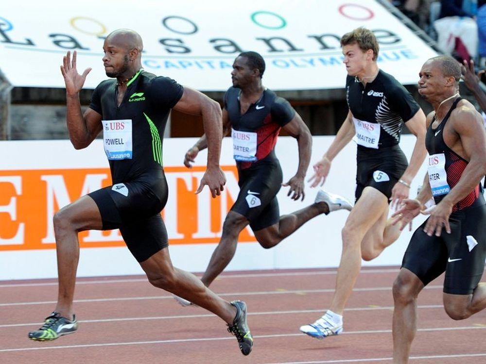 Πάουελ: «Μπορώ και πιο γρήγορα»