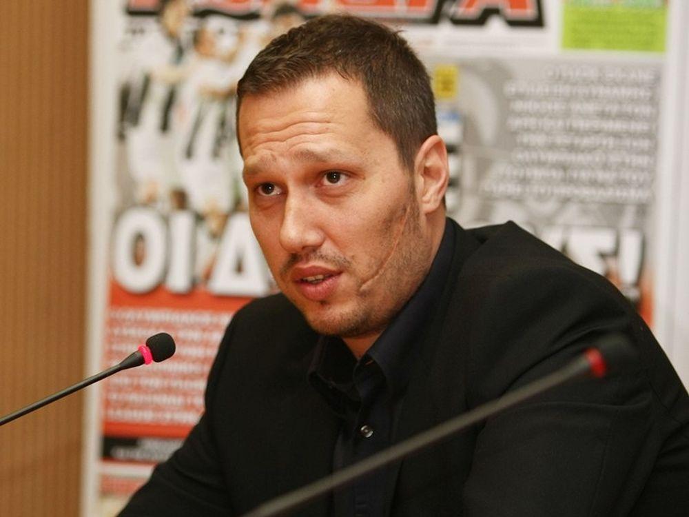 Ο Σαμπράκος στον όμιλο NovaΣΠΟΡ FM