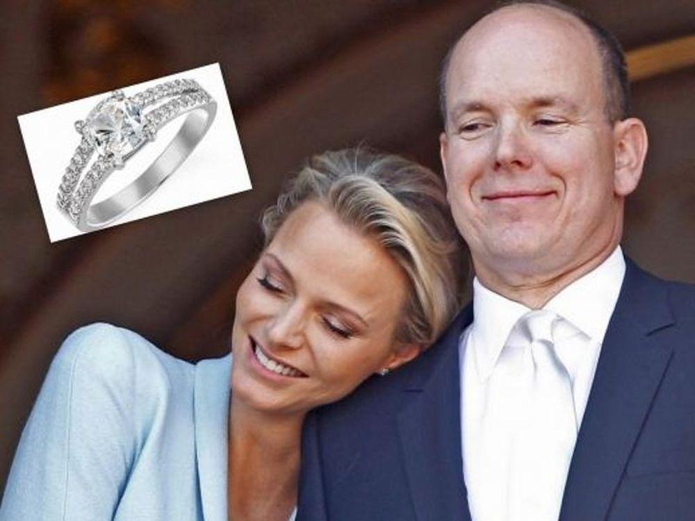 O γάμος Αλβέρτου-Charlene