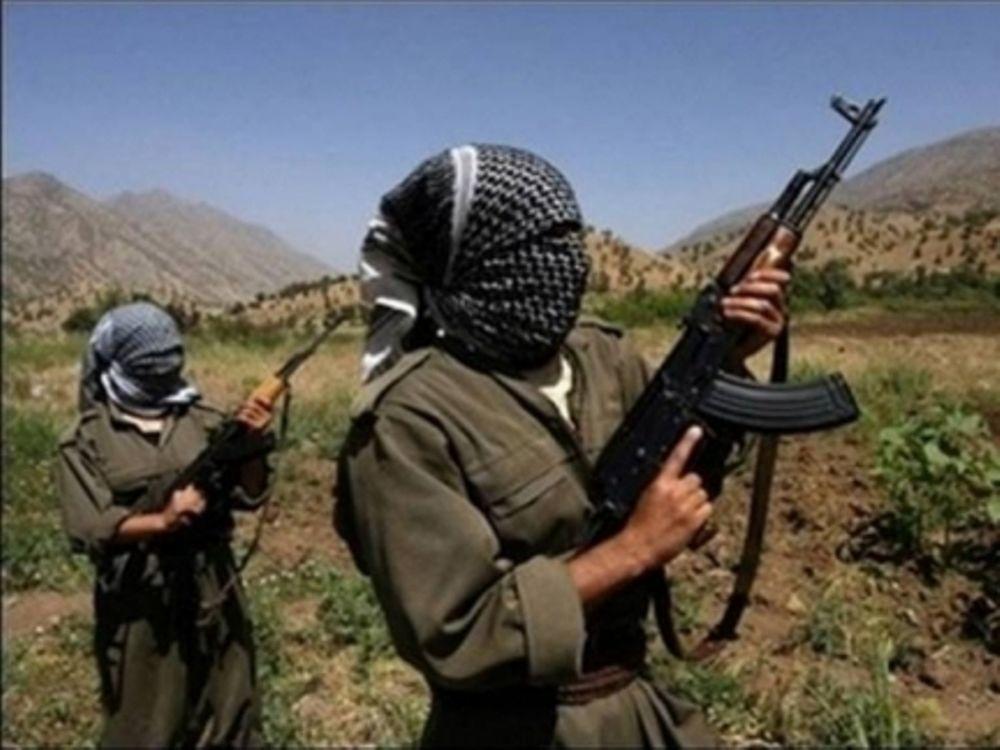 Συγκρούσεις με Κούρδους αντάρτες