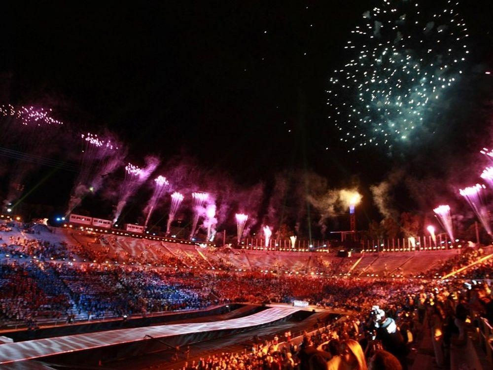 Αυλαία των Special Olympics