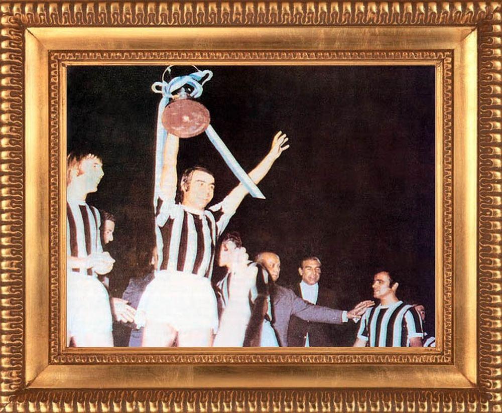 ΠΑΟΚ, Κυπελλούχος Ελλάδος 1972