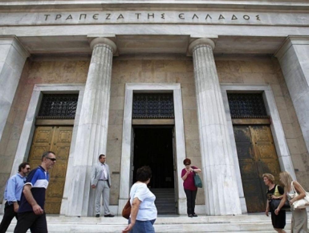 Μείωση τραπεζικών καταθέσεων