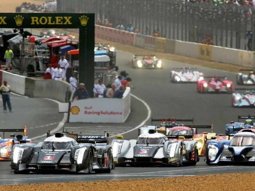 Οι 24 ώρες του Le Mans