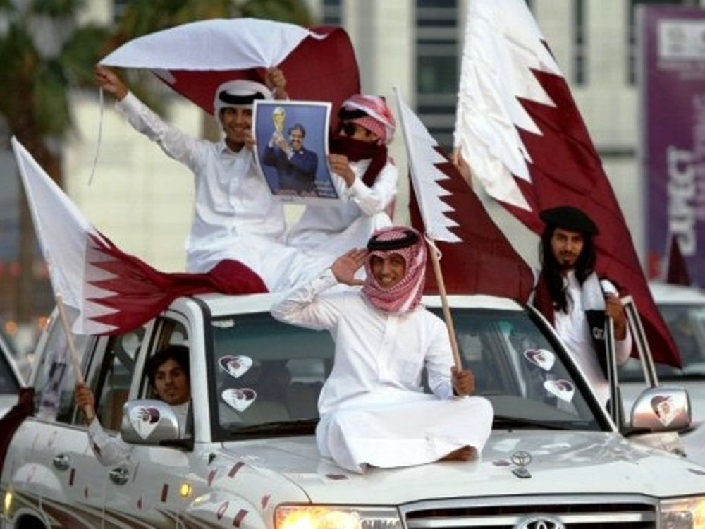 Διαψεύδει το Κατάρ