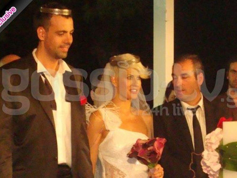 Παντρεύτηκε ο αρχηγός της ΑΕΚ
