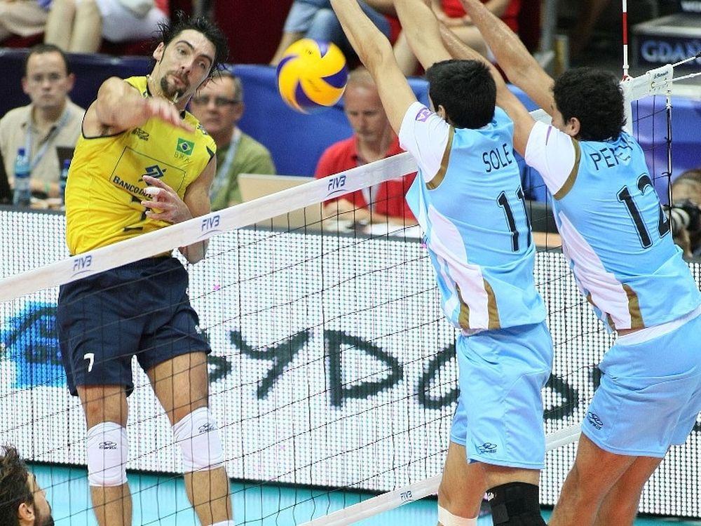 Με μάχη στον τελικό η Βραζιλία