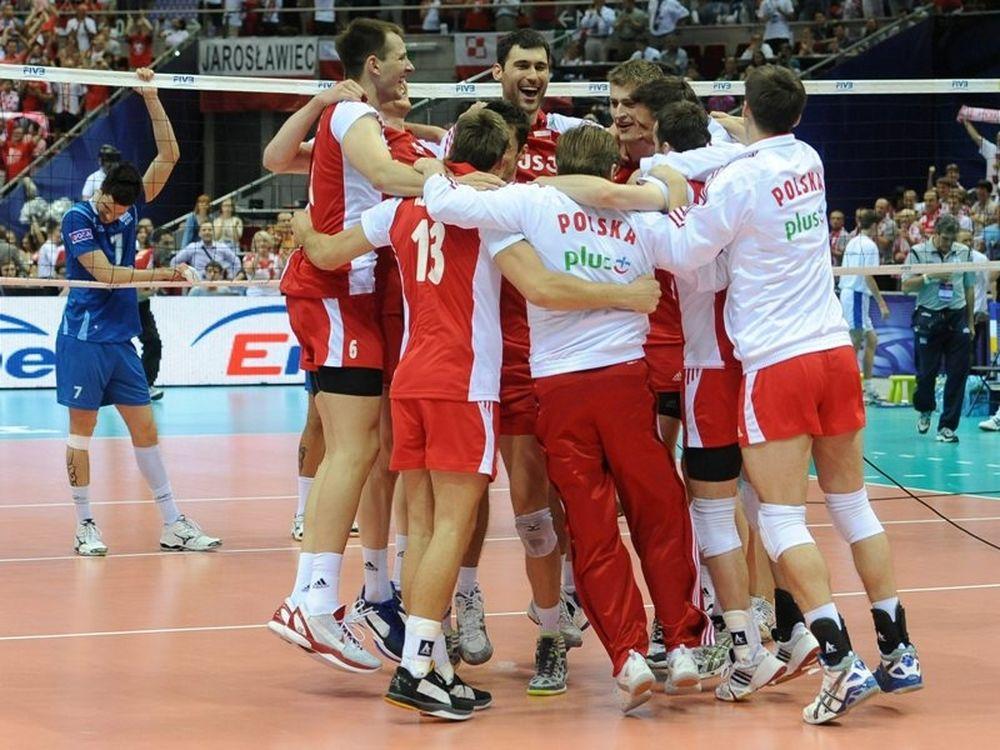 Πρώτο μετάλλιο για την Πολωνία