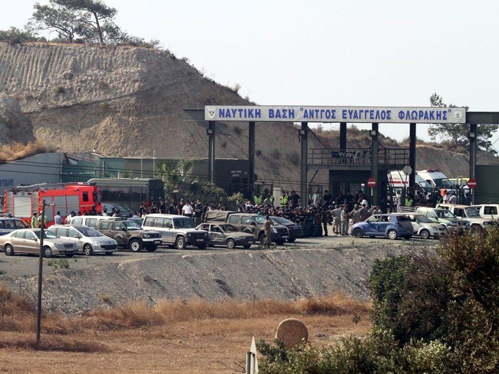 Έκρηξη με νεκρούς στην Κύπρο