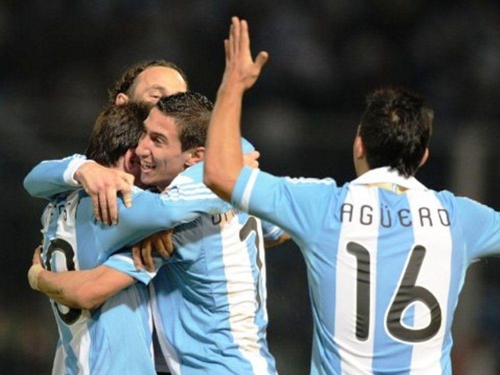 Επιτέλους Αργεντινή