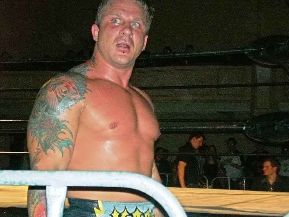 Mr. TNA στο… IMPACT