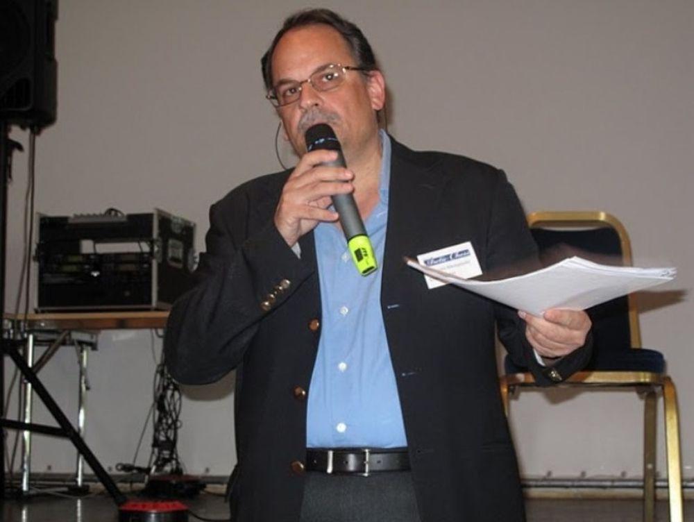 Ο Γ.Γ. της ΕΣΟ στο Onsports