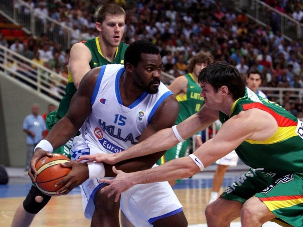 Παίζει ο «Σόφο» στο Ευρωμπάσκετ