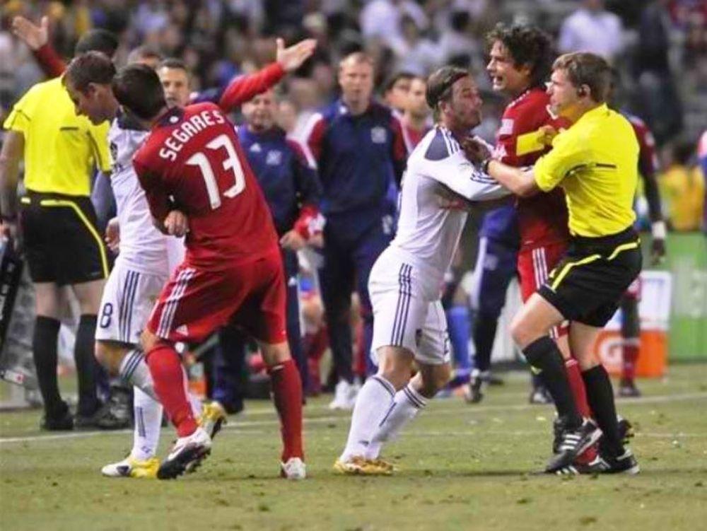 Πειθαρχία στο MLS