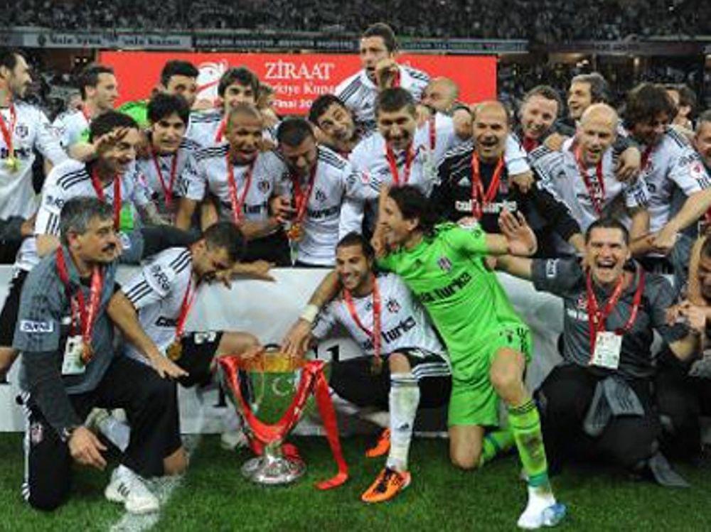 Επέστρεψε Κύπελλο η Μπεσίκτας!