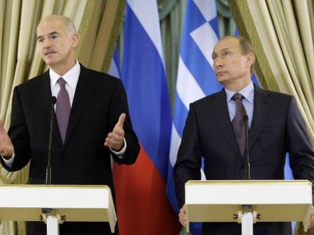 Δεν συγκινήθηκε ο Πούτιν