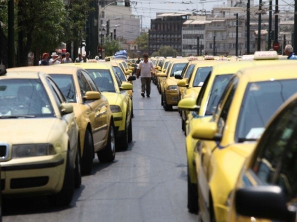 Νέες κινητοποιήσεις ταξί